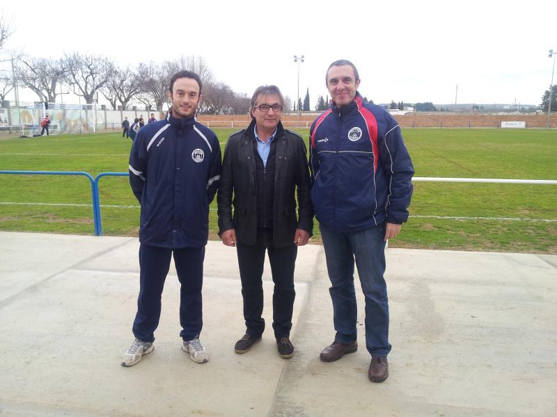 La FCF dóna suport al Torneig Infantil de l'Atlètic Segre
