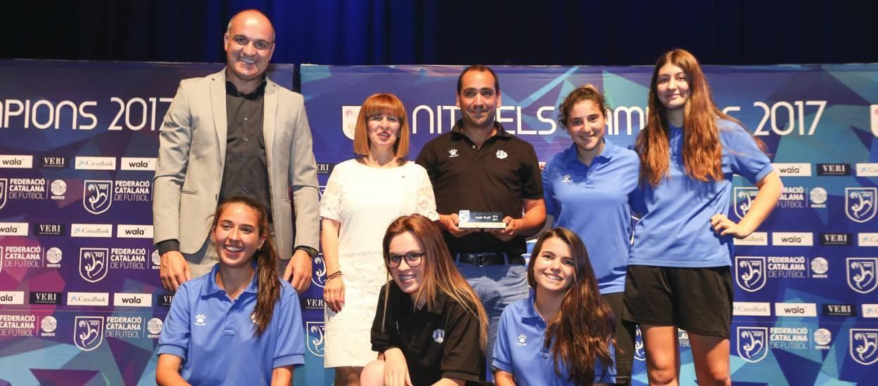 Nit dels campions al Baix Llobregat 2017