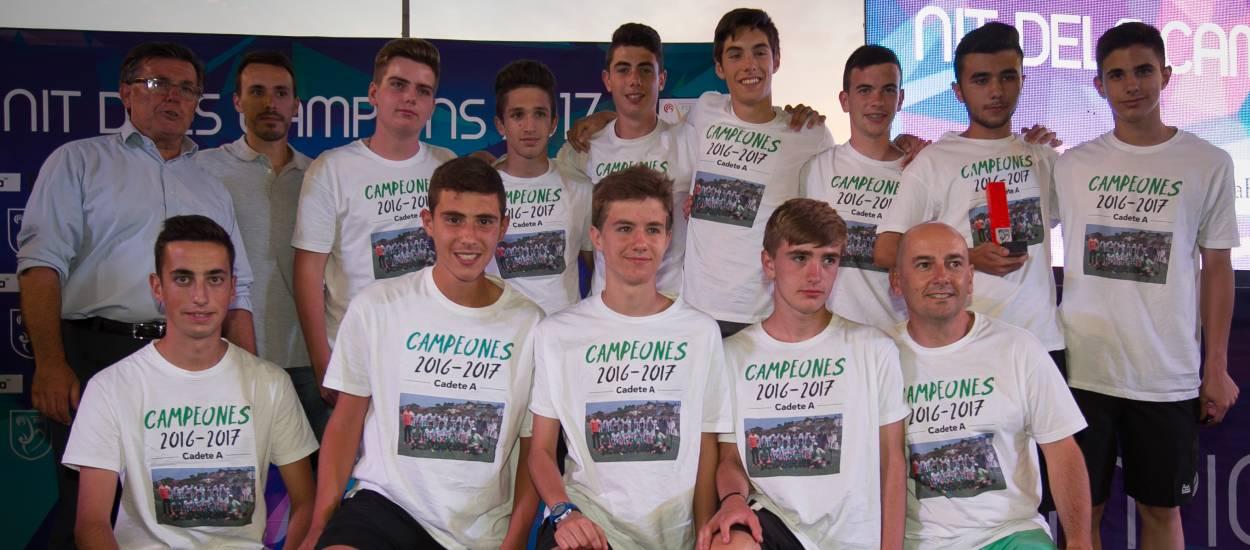 Nit dels Campions al Vallès Oriental 2017