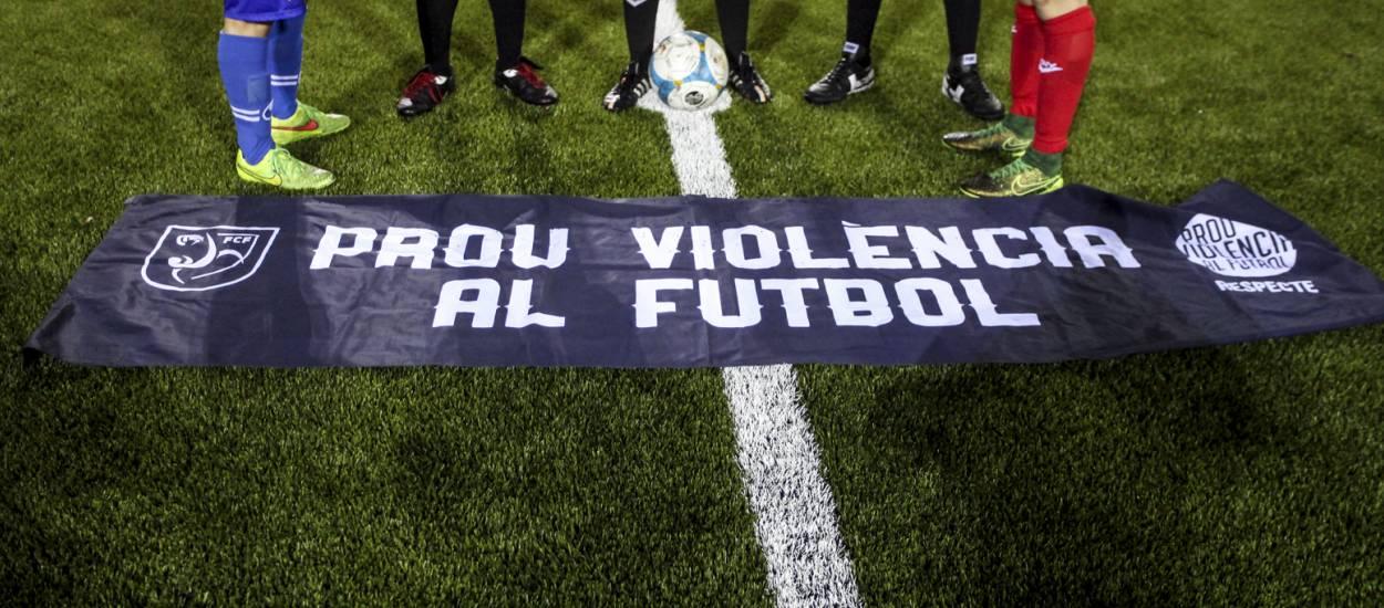 'Zero insults a la grada' s'aplicarà a totes les categories de futbol base