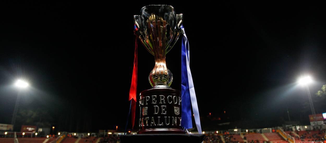 El 26 d'octubre es jugarà la Supercopa de Catalunya