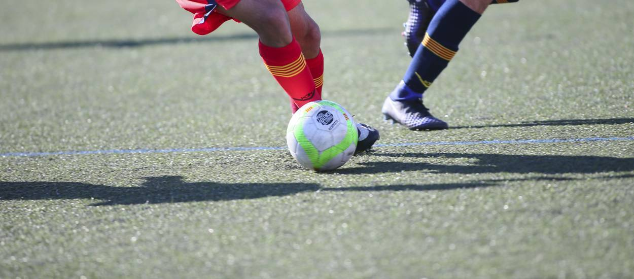 La Fundació de l'FCF presenta 'Enfutbola't. Futbol per a tothom'