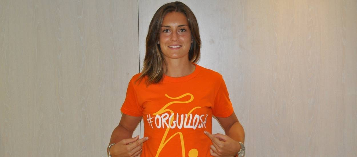 """Alèxia Putellas: """"El futbol femení ha fet un canvi impressionant en els últims anys"""""""