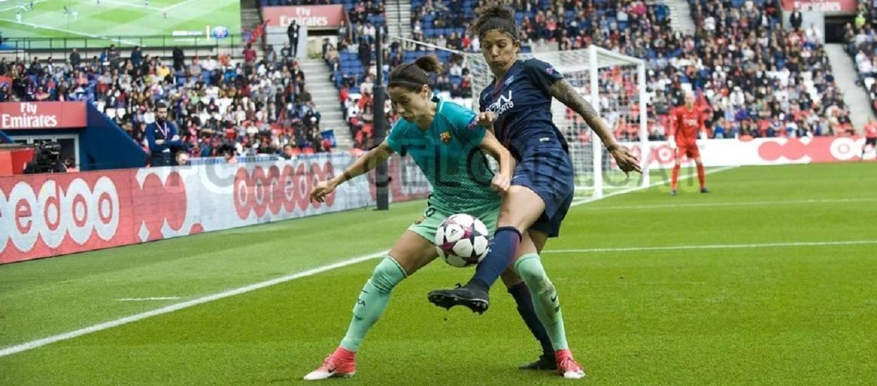 El Barça femení cau a les semifinals de la Champions