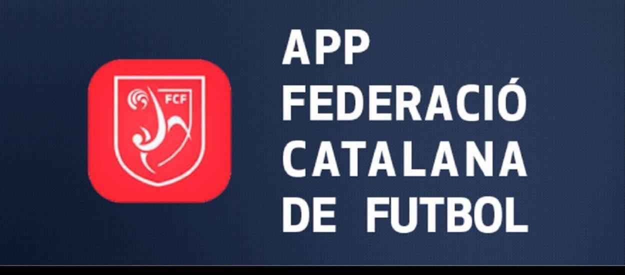Descárgate la app de la FCF!