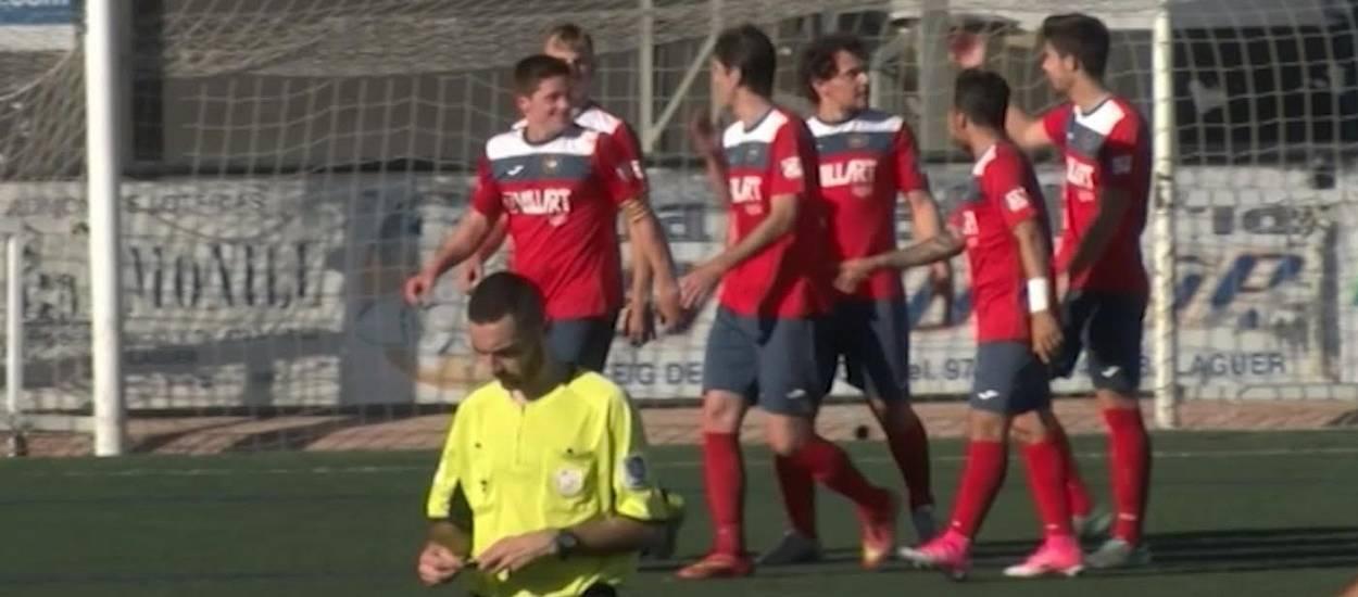Resum i gols de la jornada 31 de Primera Catalana (grup 1 i 2)