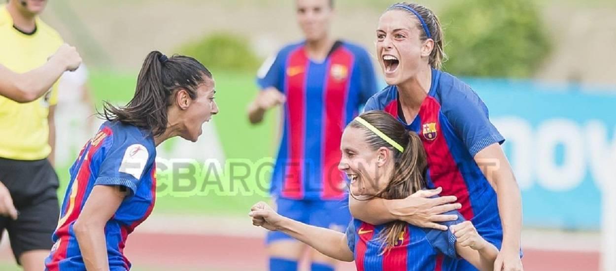 El Barça Femení, classificat per a la final de la Copa de la Reina