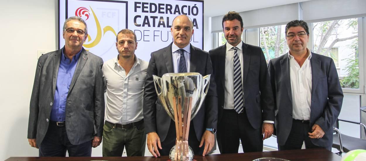 Definides les semifinals de la Copa Catalunya