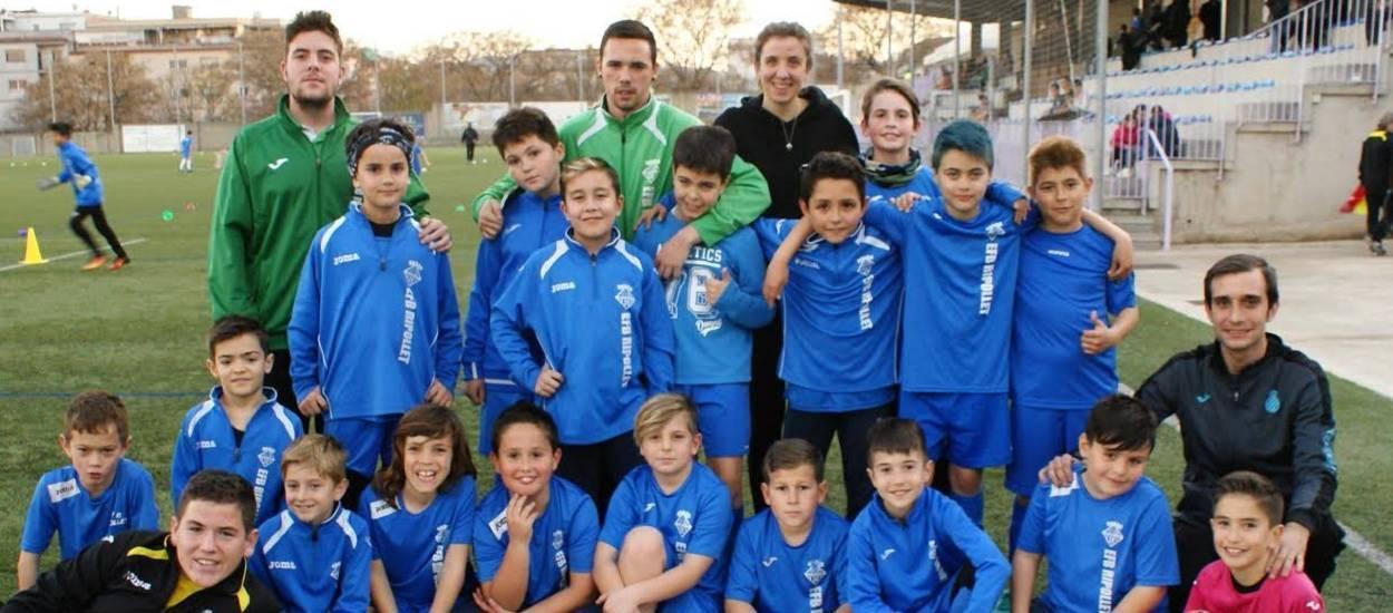 L'Escola de Futbol Base Ripollet, un gegant del futbol formatiu