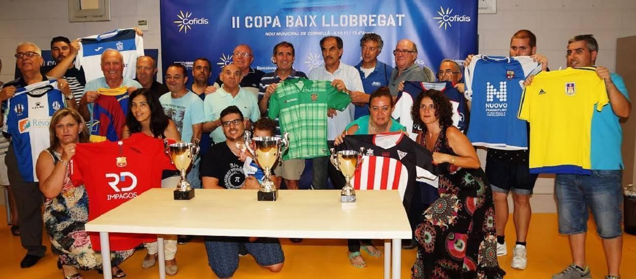 Definits els grups i els horaris de la 3a Copa Baix Llobregat
